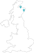 map of Graeme Munro and Company Aberdeen